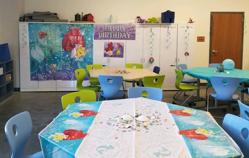 Reserve your birthday party at Eureka!